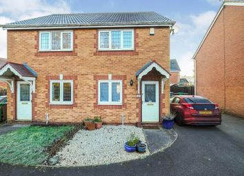 2 bed semi-detached house for sale in Field Maple Drive, Nottingham, Nottinghamshire NG7