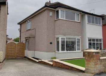 Thumbnail 2 bed semi-detached house for sale in Ridgehill Grove, Sheffield