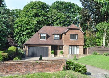 Thumbnail 4 bed detached house for sale in Park Lane, Ashtead
