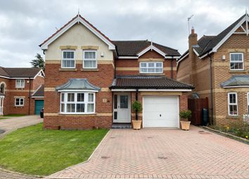 Thumbnail 4 bed detached house for sale in Lower Pasture, Blaxton, Doncaster