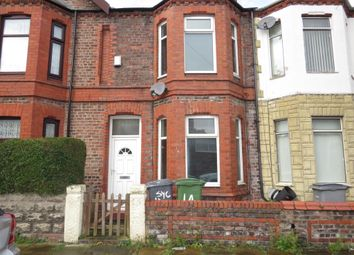 Thumbnail 2 bed terraced house for sale in Sycamore Road, Tranmere, Birkenhead