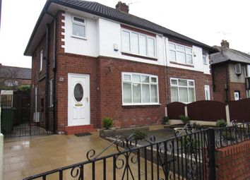 Thumbnail 3 bed semi-detached house for sale in Charles Avenue, Audenshaw, Manchester
