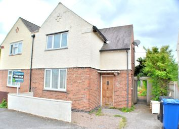 Thumbnail 3 bed semi-detached house for sale in Amber Street, Derby
