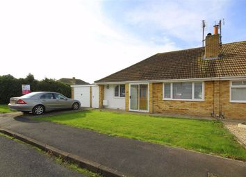Thumbnail 2 bed semi-detached bungalow for sale in Blake Crescent, Swindon, Wiltshire