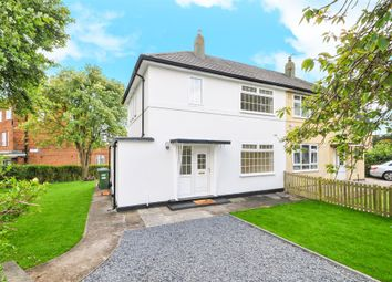 Thumbnail 3 bed semi-detached house for sale in Raynel Approach, Leeds