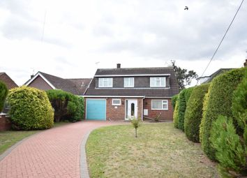 Thumbnail 3 bed detached house for sale in Dumont Avenue, St. Osyth, Clacton-On-Sea