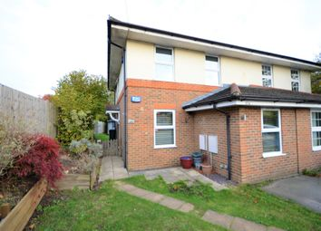 3 bed semi-detached house for sale in Upper Weybourne Lane, Farnham, Surrey GU9