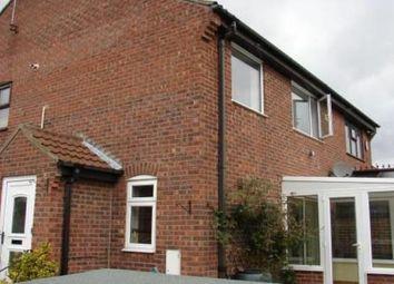 Thumbnail 1 bed property to rent in Feversham Drive, Kirkbymoorside, York