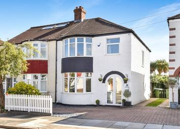 Thumbnail 3 bed semi-detached house to rent in Mainridge Road, Chislehurst
