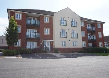 Thumbnail 2 bed flat for sale in Heol Cae Tynewydd, Loughor