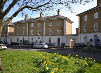 Thumbnail 4 bed end terrace house for sale in Woodlands Crescent, Poundbury, Dorchester