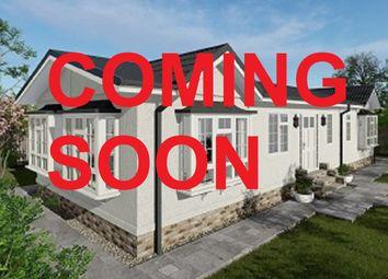 Thumbnail 2 bed mobile/park home for sale in Debenham Corner, Wetheringsett, Stowmarket