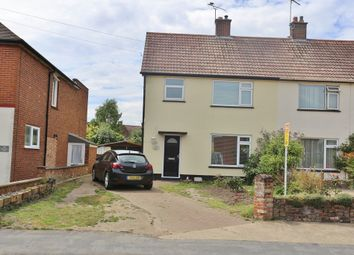 Thumbnail 3 bed semi-detached house for sale in High Road West, Felixstowe