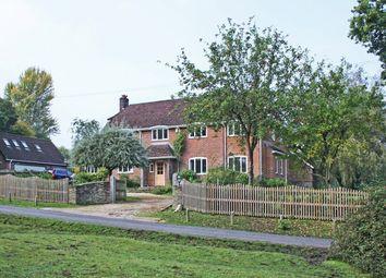 Thumbnail 5 bedroom detached house for sale in Shobley, Ringwood