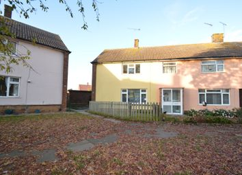 Thumbnail 3 bedroom end terrace house for sale in Robin Drive, Ipswich