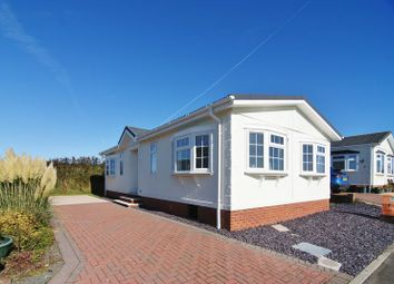 Thumbnail 2 bed mobile/park home for sale in Lakeland View Country Park, Nethertown, Egremont