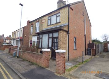 Thumbnail 3 bedroom semi-detached house for sale in Scotney Street, Peterborough