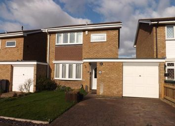 Thumbnail 3 bed link-detached house for sale in Flexmore Way, Langford, Biggleswade, Bedfordshire
