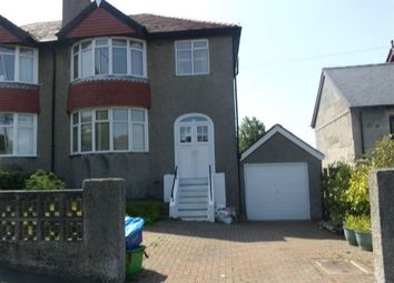 Thumbnail 3 bed semi-detached house to rent in Devonshire Road, Douglas, Isle Of Man