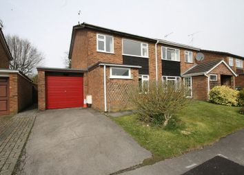 Thumbnail 3 bed semi-detached house to rent in Almond Walk, Hazlemere, High Wycombe