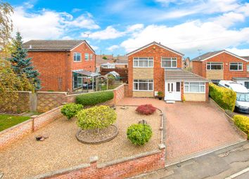Thumbnail 4 bed detached house for sale in Moorfield Road, Rothwell