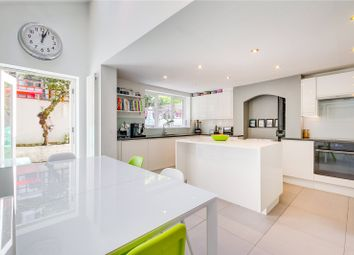 Thumbnail 5 bed terraced house to rent in Limburg Road, London
