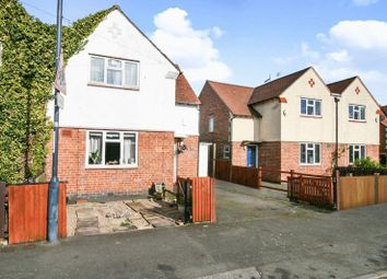 Thumbnail 3 bed semi-detached house for sale in Bennett Street, Allenton, Derby