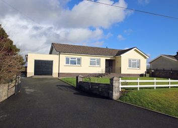 Thumbnail 3 bed detached bungalow for sale in Blaenycoed Road, Carmarthen