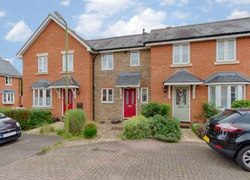 Thumbnail 2 bedroom terraced house for sale in Garratts Close, Hertford