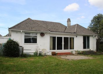 Thumbnail 4 bedroom detached bungalow for sale in Kernick Road, Penryn