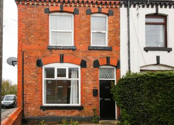Thumbnail 1 bed flat to rent in Billinge Road, Wigan
