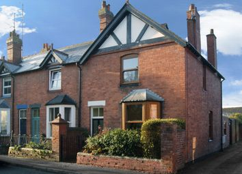 Thumbnail 3 bed end terrace house for sale in Church Street, Tenbury Wells