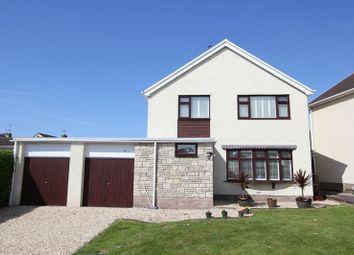 Thumbnail 4 bed detached house for sale in Voss Park Drive, Boverton, Llantwit Major