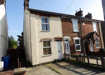 Thumbnail 2 bed end terrace house for sale in Tomline Road, Ipswich