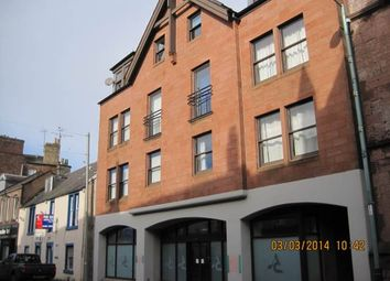 Thumbnail 2 bed flat to rent in St Colmes Close, Bank Street, Kirriemuir