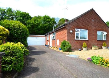 Thumbnail 2 bed detached bungalow for sale in Morrison Close, North Walsham