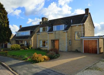 Thumbnail 4 bed property for sale in West Way, Lechlade