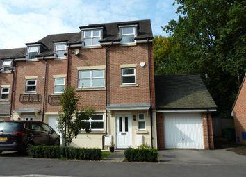Thumbnail 4 bedroom end terrace house for sale in Bramley Walk, Whitehill