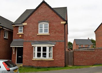Thumbnail 3 bed detached house for sale in Pavilion Road, Scraptoft, Leicester