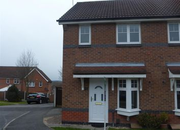 Thumbnail 2 bed property to rent in Watson Road, Ilkeston