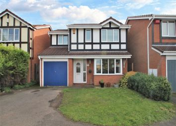 Thumbnail 4 bed detached house for sale in Hartley Close, The Rock, Telford