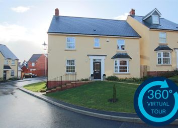 Thumbnail 5 bedroom detached house for sale in Sluggett Place, Hillside Gardens, Exeter