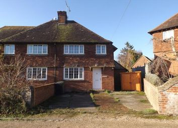 Thumbnail 3 bed semi-detached house for sale in The Green, Bodiam, Robertsbridge, East Sussex