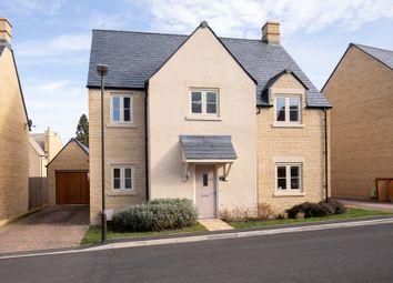 Thumbnail 4 bed detached house for sale in Beechcraft Road, Upper Rissington, Cheltenham