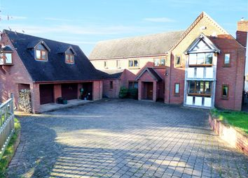 Thumbnail 4 bed detached house for sale in Berrington Green, Tenbury Wells, Worcestershire