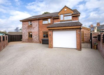 Thumbnail 4 bed detached house for sale in Oakfield Park, Wellington