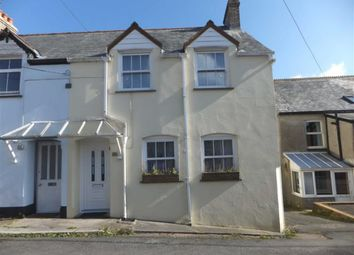 Thumbnail 3 bed terraced house for sale in Viaduct View, Chapel Street, Holsworthy