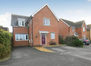 Thumbnail 4 bedroom detached house for sale in Royal Native Way, Seasalter, Whitstable