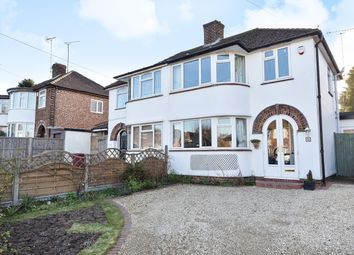 Thumbnail 3 bedroom semi-detached house for sale in Windermere Road, Reading