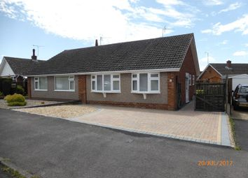 Thumbnail 2 bed bungalow to rent in Sandown Road, Bishops Cleeve, Cheltenham